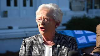 Alabama Gov. Kay Ivey plans to vote for Roy Moore