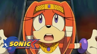 SONIC X Ep32 - Flood Fight