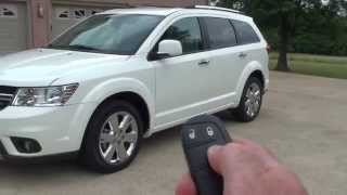 HD VIDEO 2011 DODGE JOURNEY LUX FOR SALE SEE WWW SUNSETMOTORS COM