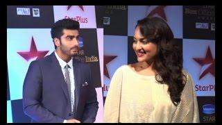 Finally! Arjun & Sonakshi disclose their affair