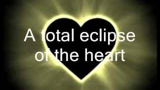 TOTAL ECLIPSE OF THE HEART- BONNIE TYLER (LYRICS)