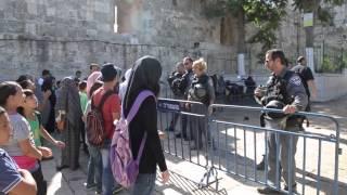 أحداث المسجد الأقصى والإعتداء على الأطفال 11\8\2015