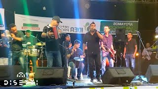 No Quiero Perderte - Luis Mateus (en vivo) Dabeiba / Antioquia