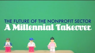 The Future of the Nonprofit Sector: A Millennial Takeover.