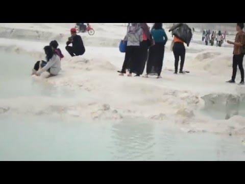 Pasir Putih - Labersa Pekanbaru-Riau Galian C jadi Objek Wisata Fenomenall