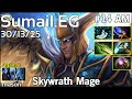 Sumail [EG] Skywrath Mage - Dota 2  7.18 - 6738  Avg MMR