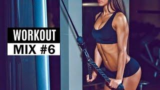 Best Gym Music 2017 - Workout Motivation Mix #6- EDM Electro & Hardstyle