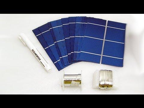 Собрать солнечную батарею из китайских частей