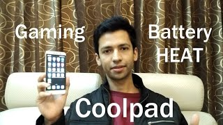 Coolpad Note 3 Lite Gaming, Battery & Heat Review