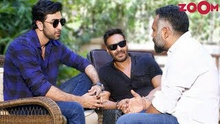 Ajay Devgn And Ranbir Kapoor To Star Together In Luv Ranjan