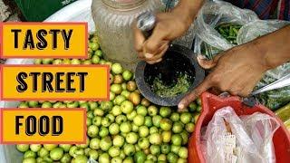 Tasty Food l Kola-Tetul Vorta l কলা-তেঁতুল ভর্তা l at Dhaka University