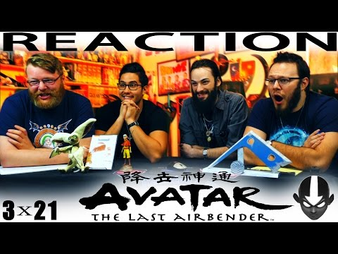 Avatar: The Last Airbender 3x21 FINAL REACTION!! Sozin's Comet, Part 4: Avatar Aang