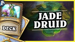 JADE GOLEM DRUID 1/2 - Hearthstone Decks
