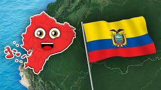Ecuador Geography/Ecuador Country Provinces