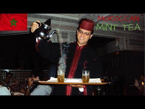 Xxx Mp4 How To Make Moroccan Mint Tea طريقة تحضير اتاي المغربي 3gp Sex