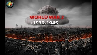 History and Great Secrets Of World War 2(1939-1945) In Urdu/Hindi