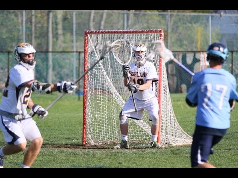 Giorgio D'Angelo 2017 Goalie  [ Post University Commit ] Spring 2016 Highlights
