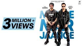 Munde Mar Jaange | Raghveer Boli feat. Bohemia | Jay K | Happy Raikoti | Humble Music