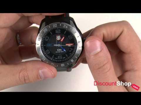 Xxx Mp4 Luminox 5127 SXC Space GMT Review By DiscountShop Com 3gp Sex