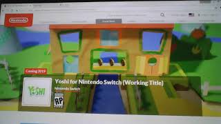I KNEW IT!!! YOSHI FOR SWITCH DELAYED UNTIL 2019!