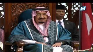 حفل تكريم خادم الحرمين الشريفين في الجامعة الاسلامية الماليزية