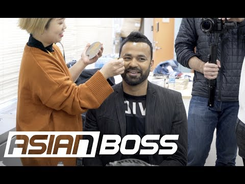 Meet Lucky The Most Famous Indian In Korea ASIAN BOSS