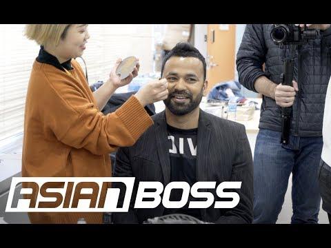 Xxx Mp4 Meet Lucky The Most Famous Indian In Korea ASIAN BOSS 3gp Sex
