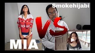 "Mia Khalifa Attacks Muslim Trap Rapper SmokeHijabi Of ""iLOVEFRiDAY"" MAJOR DRAMA!"