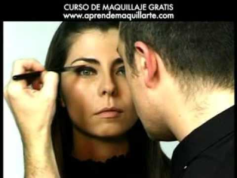 Trucos de maquillaje profesional ojo ahumado