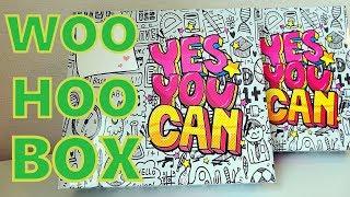 """WOO-HOO BOX """"SÜSLÜ"""" KUTU AÇILIMI! - Aynı Kutudan Sizler İçin Çekiliş"""