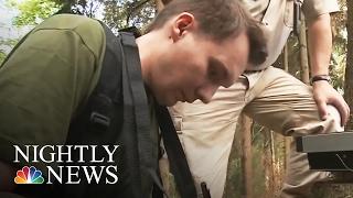Hidden Treasure: The Mystery of the Nazi Gold Train | NBC Nightly News