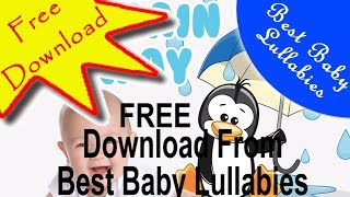 FREE BABY MUSIC Download Music to Help Baby Sleep Free To Download Best Baby Lullabies