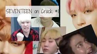 SEVENTEEN on Crack #1 - Clap mv special