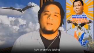 Duterte Song!Lipad! Mr Riyoh ft H Choir