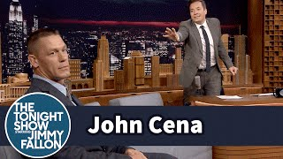 Jimmy Fallon Hurt John Cena's Feelings