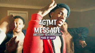 4GTMT - Message (Official Video) Directed By Richtown Magazine
