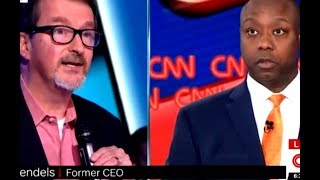 CEO To Republican: Cutting My Taxes Wont Raise Worker Wages OR Create Jobs