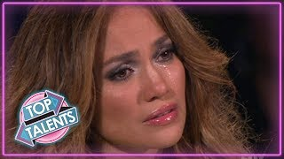 MOST EMOTIONAL AUDITIONS EVER...That Made Judges Cry! | Top Talents