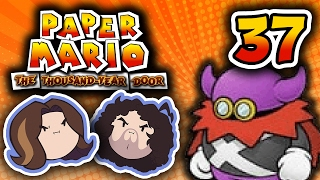 Paper Mario TTYD: A Technological Thrashing - PART 37 - Game Grumps