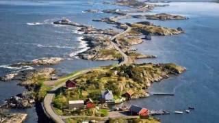 Wonders of The World - Atlantic Ocean Road (Norway)