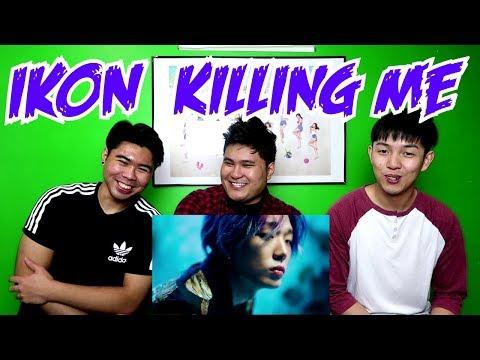 IKON - KILLING ME MV REACTION (FUNNY FANBOYS)