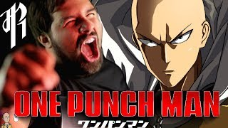 One Punch Man - The Hero!! [FULL ENGLISH] - Caleb Hyles (feat. RichaadEb)