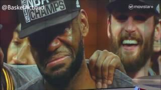 Pelicula sobre las Finales de la NBA ESPAÑOL