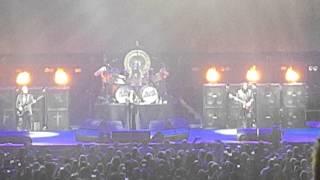 Black Sabbath Black Sabbath Omaha 1/20/2016