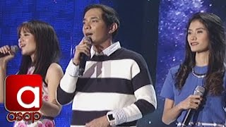ASAP: Kristel Fulgar sings 'Like I'm Gonna Lose You' on One Lucky Day