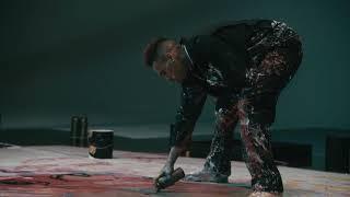 Chris Brown: Dances with Paint