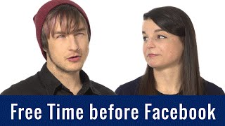 English Topics - Free Time Before Facebook