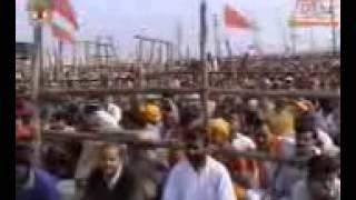 Hindu Lioness Sadhvi Rithambara on power of Hindu Unity and Motherland