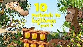 Ubongo Kids Webisode 10 - Matunda na Kujifunza Part 2