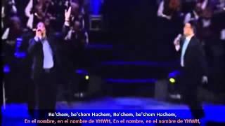 Natzliach/Ya'akov Shwekey/Chaim Yisrael/Caesaria 5770/Español